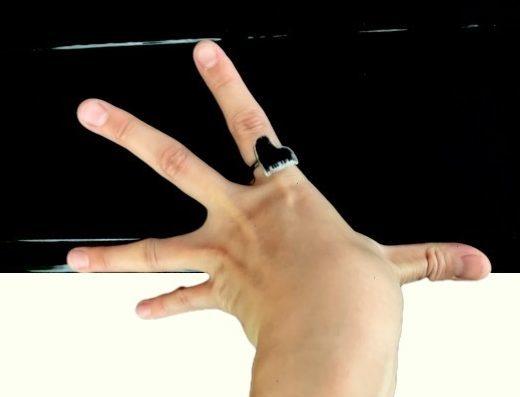手を広げる方法3