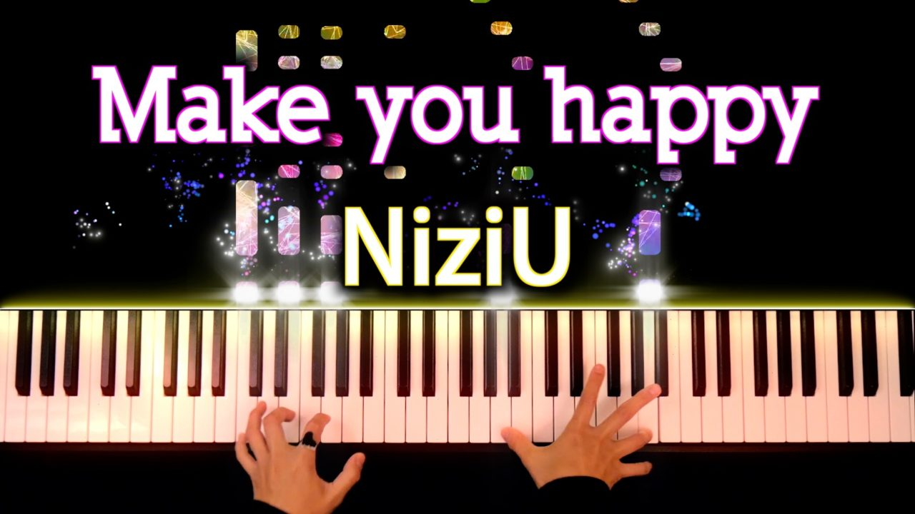 Make you happy サムネ画像